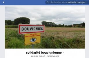 "photo page facebook ""solidarité bouvignienne"""